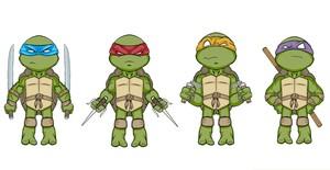 TMNT Teenage Mutant Ninja Turtles