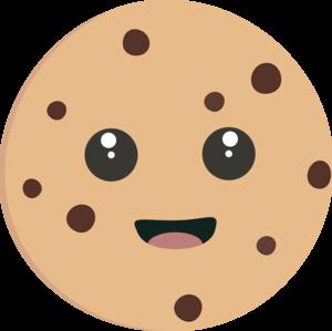 Chocolate Chip Cookie Kawaii