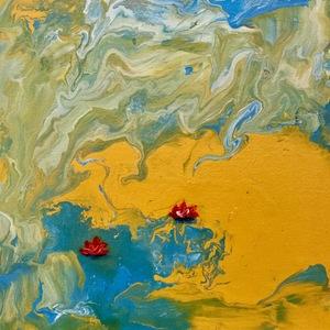 Paradise 4 Painting