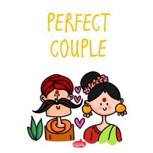 The Perfect Desi Couple