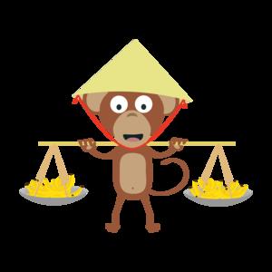 Vietnamese Monkey