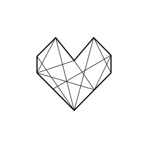 Diamond Heart Stroke