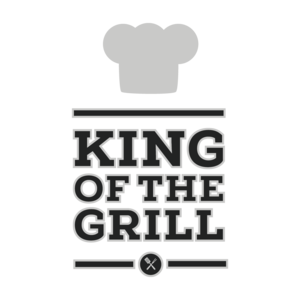 King Of The Grill With Hat