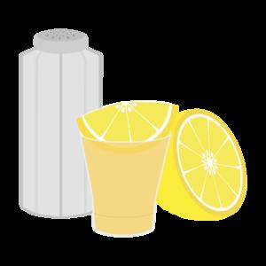 Salt Lemon And Tequila