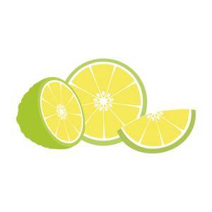 Half Of A Lime