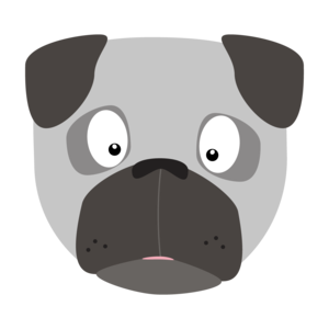 Cute Dog Face 1