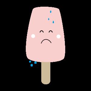 Sweating Ice