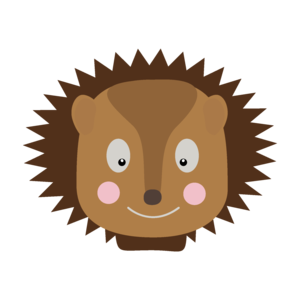 Hedgehog Head