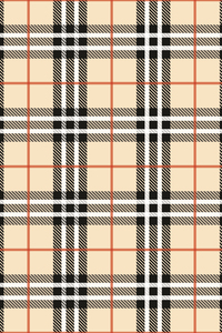 Burberry Style Tile Pattern
