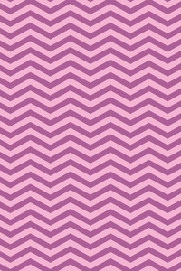 Hot And Baby Pink Zigzag Pattern