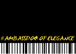 Hash Tag Black Ambassdor Of Elegance