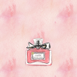 Perfume Paris Girly Fashion Pink