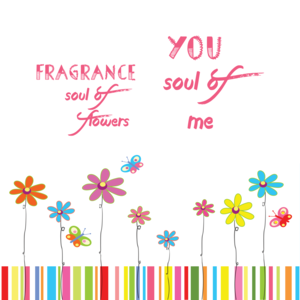 Fragrance Soul Of Flowers You Soul Of Me