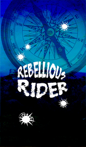 The Chambal Rebellious Rider On Blue