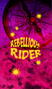 The Chambal Rebellious Rider On Purple