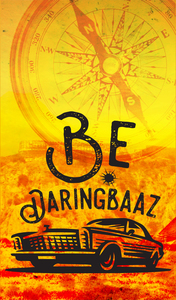 Be Daringbaaz The Chambal On Orange