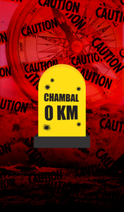 Chambal 0 KM Milestone On Red 2