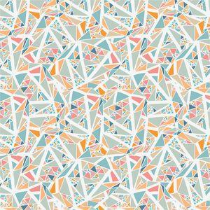 Summer Triangle Mirror Pattern