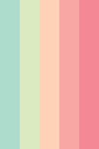 Pastel Color Stripes