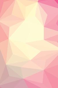 Isometric Pink Pattern