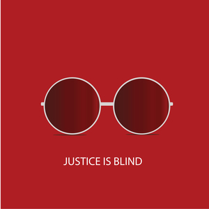 Justice Is Blind On Red