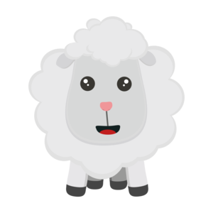 Cute Little Sheep