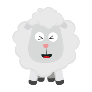Cute Sheep Kawaii