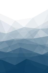 Blue Gradient Pattern