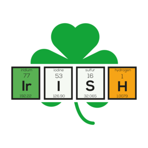 Irish Cloverleaf Chemical Element