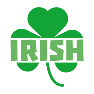Irish Cloverleaf Shamrock