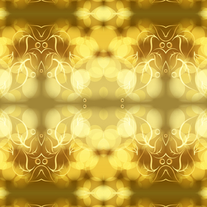 Abstract Shine Floral Design