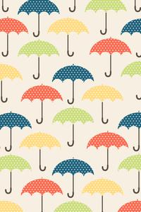 Multicolor Umbrellas