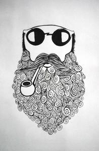 Hipster Beard Swag