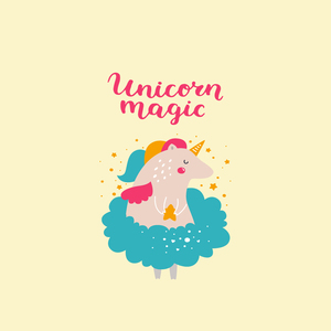 Cute Unicorn Magic 3