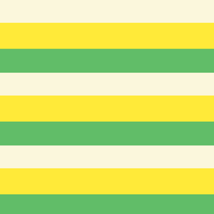 Cool Stripes Yellow Green