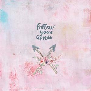 Follow Your Arrow Floral