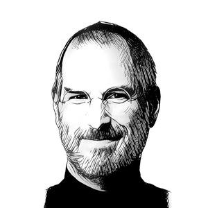 Charismatic Steve Jobs