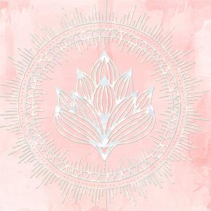 India Boho Lace Mandala