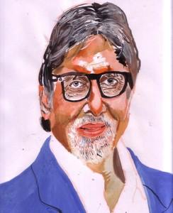 Old Amitabh Bachchan