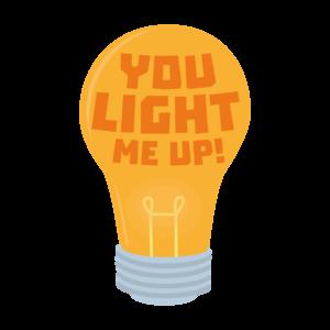 Bulb You Light Me Up