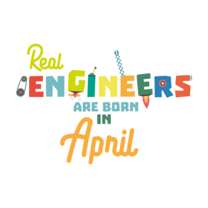 Engineers Are Born In April