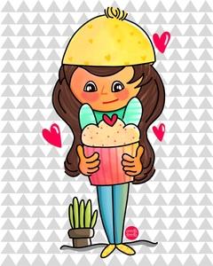 The Cupcake Girl
