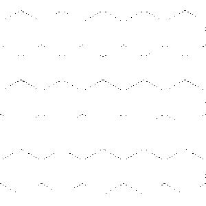 Black Hexagonal Pattern