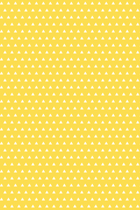 Small Triangles On Yellow