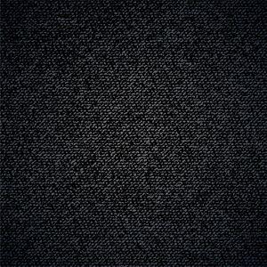 Cool Black Denim Print