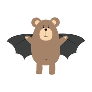 Vampire Grizzly Bear