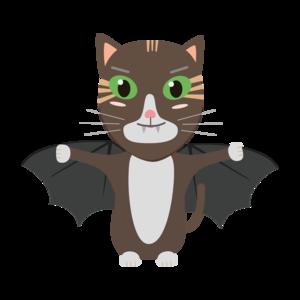 Vampire Kitty Cat