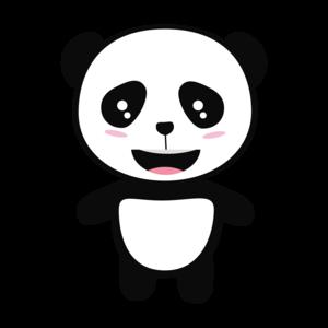 Cute Panda Kawaii