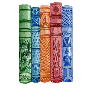 Book Spines