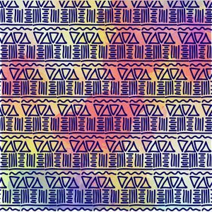 Multicolor Ethnic Design 4